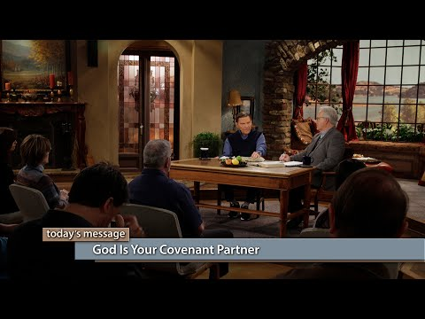 God Is Your Covenant Partner