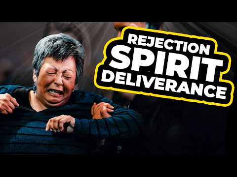 Woman DELIVERED from Spirit of REJECTION!