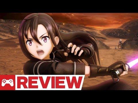 Sword Art Online: Fatal Bullet Review - UCKy1dAqELo0zrOtPkf0eTMw