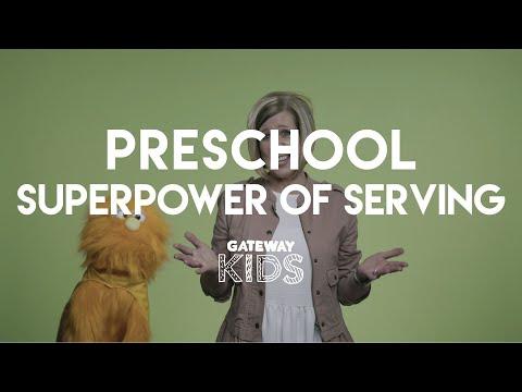 Gateway Kids Preschool Lesson  May 2-3