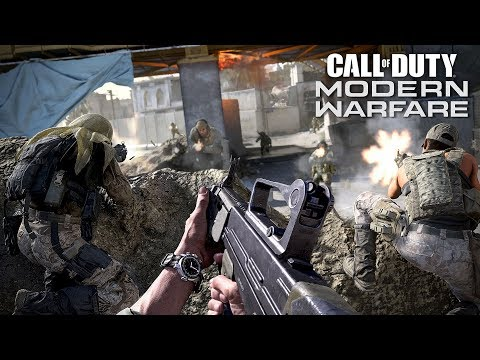Call of Duty: Modern Warfare  Multiplayer Gameplay LIVE! (COD MW Multiplayer Gameplay) - UC2wKfjlioOCLP4xQMOWNcgg