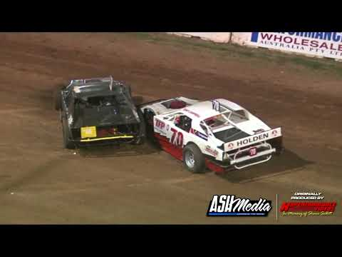 AMCA Nationals: A-Main - Archerfield Speedway - 06.01.2012 - dirt track racing video image