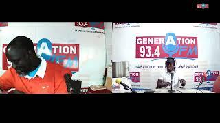 GENERATION SPORT SUR GENERATION FM 93.4