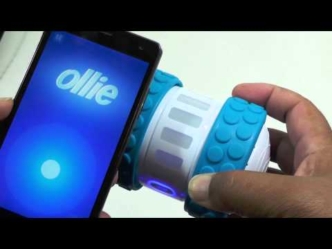 Sphero Ollie - hands on with the new high speed fun tricks robot [Review] - UCWY9BE3XzQXh3UPaQCYYcxA