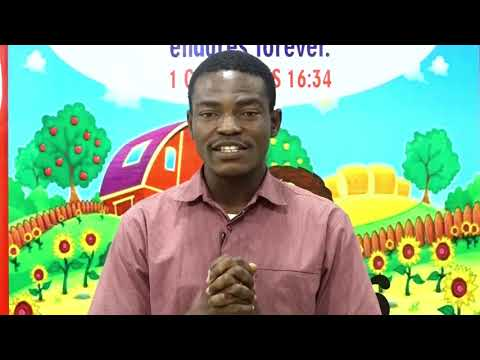 1-5years Children Church Service at The Covenant Nation 29112020