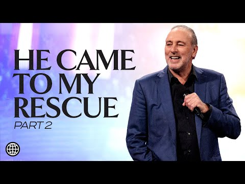 He Came To My Rescue - Part 2  Brian Houston  Hillsong Church Online