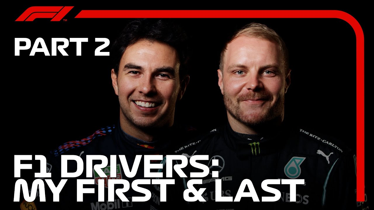2021 F1 Drivers – My First & Last | Part 2
