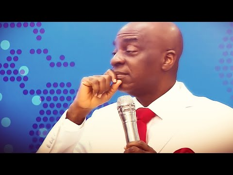 Bishop Oyedepo How To Access Divine Guidance(1) 2020
