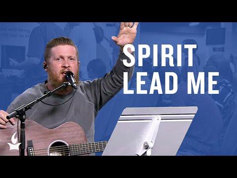 Spirit Lead Me -- The Prayer Room Live Moment
