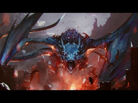 Dragon's Wrath | Intense Dark Apocalyptic Battle Mix | 1 Hour Epic Music - UCZMG7O604mXF1Ahqs-sABJA