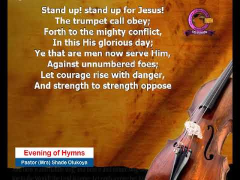 Evening of Hymns With Pastor (Mrs) Shade Olukoya