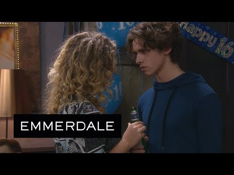 Emmerdale - Eric Exposes Maya's Inappropriate Behaviour