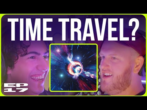 Time Travel - Sneaker Flipping - Old Church Basement  Run the Culture Podcast  Elevation YTH