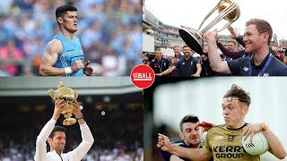 Recapping the best weekend of sport of the last decade | The Newsround