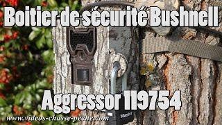 Bushnell Aggressor 119754 - Boitier de sécurité - Présentation