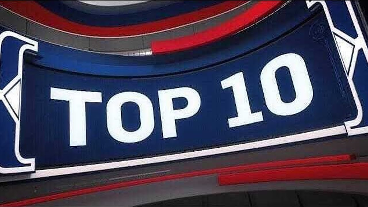 NBA Top 10 Plays Of The Night   May 10, 2021