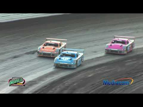 Knoxville Raceway SRX Highlights - June 19, 2021 - dirt track racing video image
