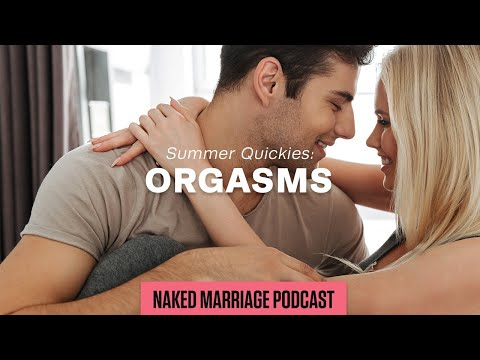 Summer Quickies: Orgasms  Dave and Ashley Willis