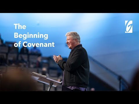 Gateway Church Live  The Beginning of Covenant by Pastor Robert Morris  January 24