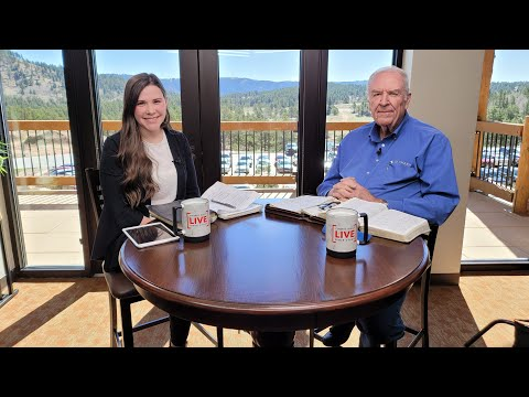 Charis Daily Live Bible Study: Wendell Parr - May 7, 2021