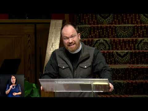 Sermon - 11/08/2020 - Pastor Shawne Brown - Christ Church Nashville