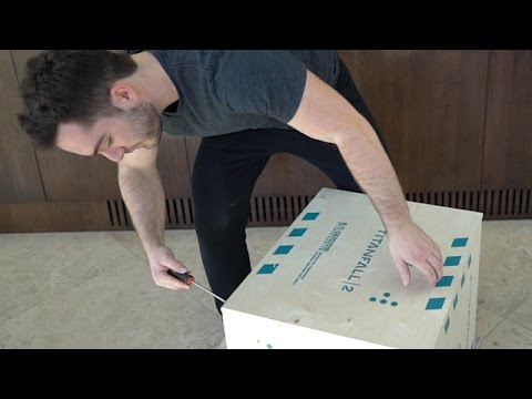 IDIOTS TRY TO OPEN A BOX - default