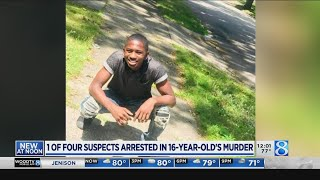 Teen killed leaving party 'victim of circumstance;' 1 arrested