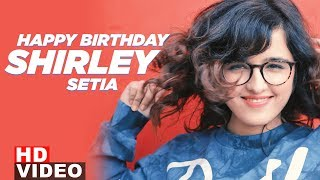 Birthday Wish | Shirley Setia | Birthday Special | Latest Punjabi Songs 2019 | Speed Records