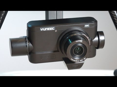 Yuneec CGO4 Gimbal Delivers Micro Four Thirds Sensor and Zoom Lens - UC7he88s5y9vM3VlRriggs7A