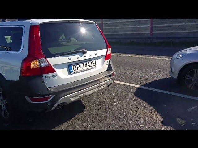 Fiat Seicento vs volvo XC70