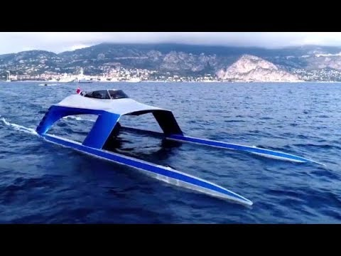 10 Most Amazing Boats - UCL08hFP0GceHgZ2UhThJAlA