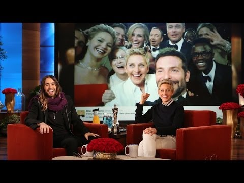 Jared Leto on Pizza and the Oscar Selfie - UCp0hYYBW6IMayGgR-WeoCvQ