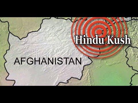 Breaking Powerful Quake 6.1 Shakes Afghanistan & Kashmir
