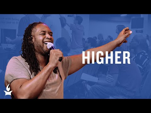 Higher -- The Prayer Room Live Moment