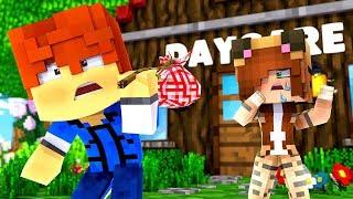 My BOYFRIEND runs AWAY !? - Daycare (Minecraft Roleplay)