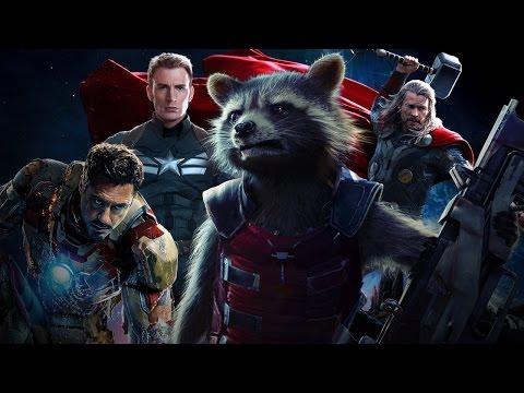 Guardians of the Galaxy on an Avengers Team Up - UCKy1dAqELo0zrOtPkf0eTMw