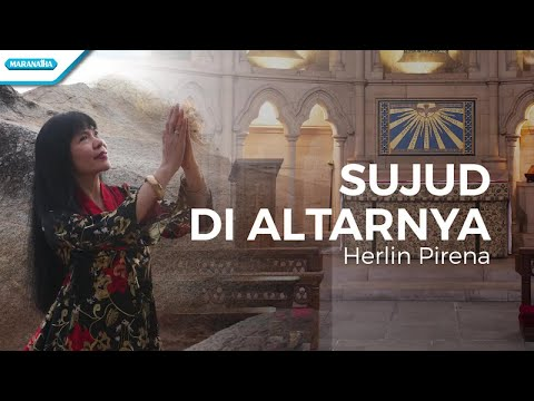 Sujud Di Altarnya - Herlin Pirena (with lyric)