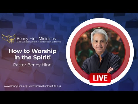 How to Worship in the Spirit!