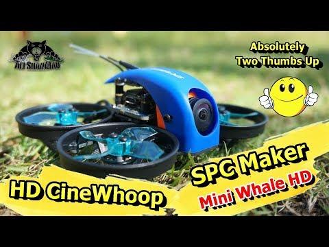 CineWhooping My Apartment Mini Whale HD Cinewhoop FPV Racing Drone - UCsFctXdFnbeoKpLefdEloEQ