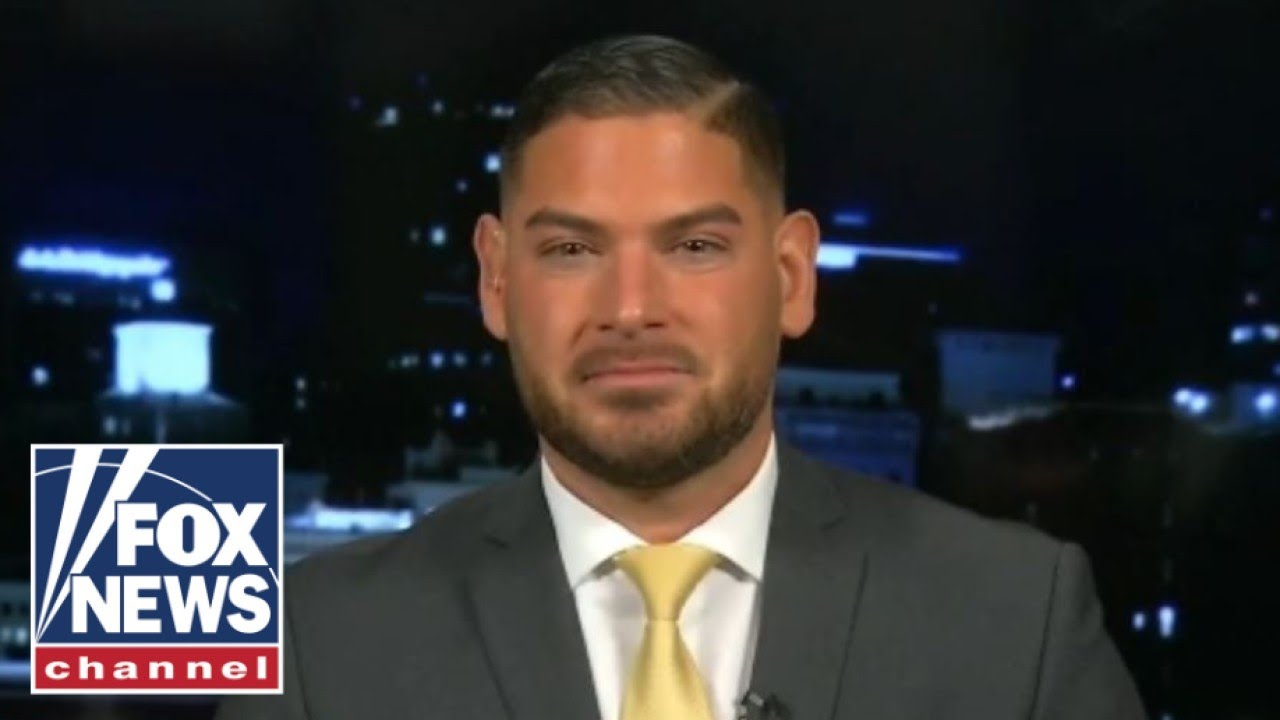 Veteran: I didn't fight for America just for the radical left destroy it
