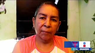 Asesinan a pedradas a una mujer en Querétaro | Noticias con Yuriria Sierra