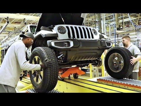 2019 Jeep Wrangler Production - UCgV6iVN6IdBvGXD3tqoUmKA