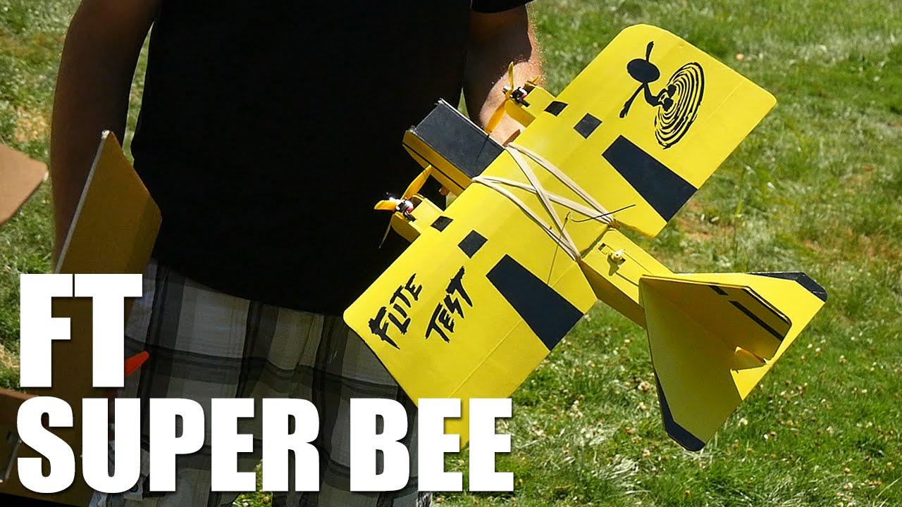 FT Super Bee | Flite Test | mdp lt