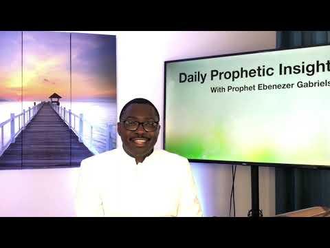 Prophetic  Insight Apr 7th, 2021