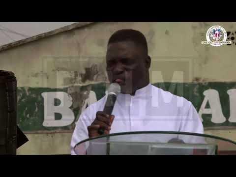 Prophet/Evang. Hezekiah Oladeji Prophetic song.