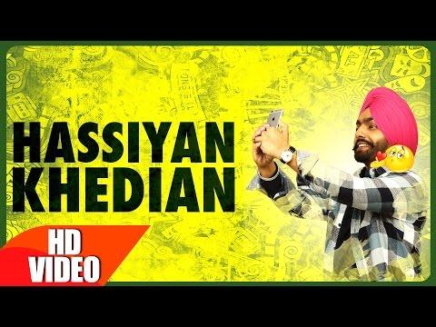 Hassiyan Khedian Lyrics - Ammy Virk