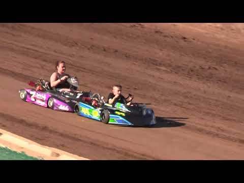 6/12/2021 Shawano Speedway Races - dirt track racing video image