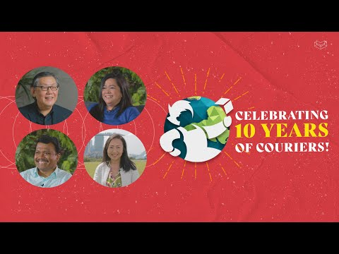 Celebrating 10 Years of Couriers: Cornerstone's Call to Missions  Cornerstone Community Church