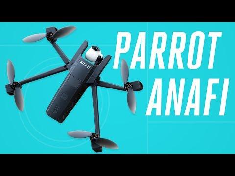 Parrot Anafi drone review: DJI still owns the sky - UCddiUEpeqJcYeBxX1IVBKvQ