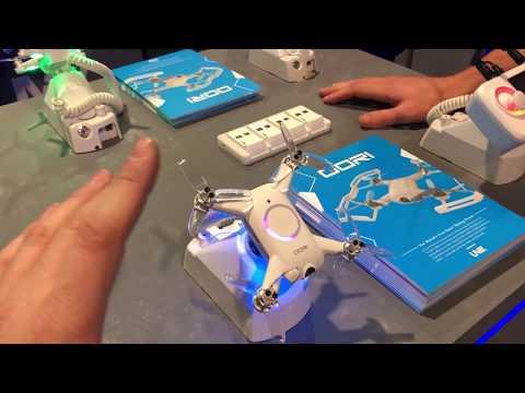 CES 2018 - Uvify FPV drone racing OORi - UC-hdRvr5Cey9Wm4_qQOM9Dw